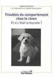 Troubles du comportement chez le chien