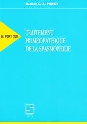 Traitement homéopathique de la spasmophilie