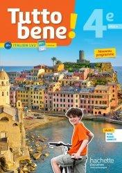 Tutto bene! italien cycle 4 / 4e LV2 - Livre élève - éd. 2017