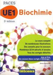 UE1 Biochimie