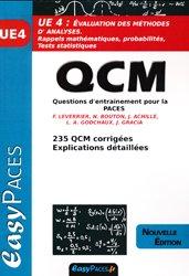 UE 4 Evaluation des méthodse d'analyses QCM