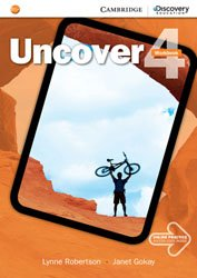 Uncover Level 4 - Workbook with Online Practice