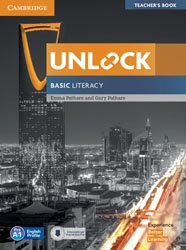 Unlock Basic Literacy - Teacher's Book with Downloadable Audio and Literacy Presentation Plus
