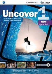 Uncover Level 1 - Full Combo with Online Workbook and Online Practice