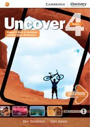 Uncover Level 4 - Full Combo with Online Workbook and Online Practice