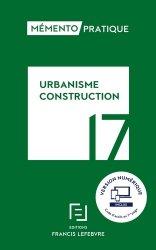 Urbanisme Construction  2017