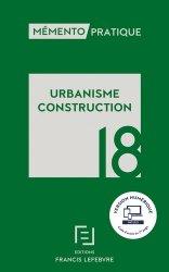 Urbanisme Construction  2018