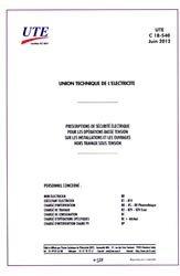UTE C 18-540