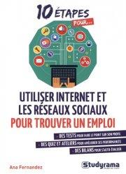 Utiliser internet et les réseaux sociaux pour trouver un emploi
