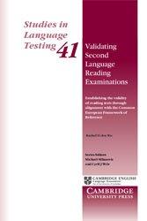 Validating Second Language Reading Examinations