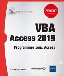 VBA Access 2019