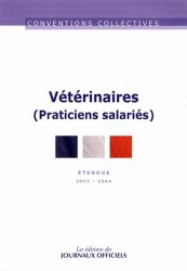 Vétérinaires (Praticiens salariés)