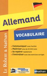 Vocabulaire Allemand