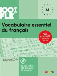 Vocabulaire Essentiel du Français Niv. A1 2018 - Livre + CD