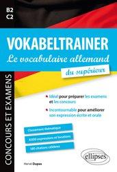 Vokabeltrainer - Le Vocabulaire Allemand du Supérieur