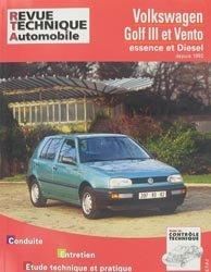 Volkswagen Golf et Vento Depuis 1992