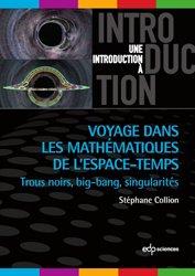 Voyage dans les mathématiques de l'espace-temps