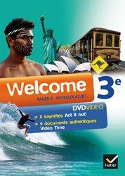 Welcome Anglais 3e éd. 2014 - DVD vidéo