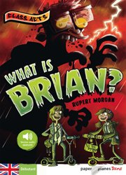 What is Brian ? - Livre + mp3