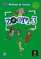 Zoom 3 - livre de l'eleve + cd