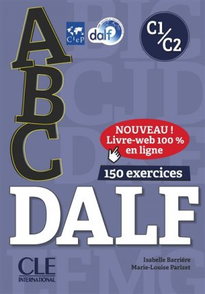 ABC DALF C1/C2-cle international-9782090382570