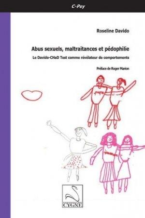 Abus sexuels, maltraitances et pedophilie-du cygne-9782849245187