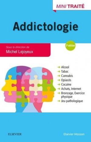 Addictologie-elsevier / masson-9782294751257