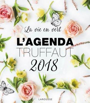Agenda Truffaut 2018-larousse-9782035927040