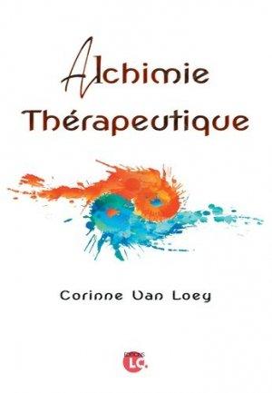 Alchimie thérapeutique - editions lc - 9782376960560