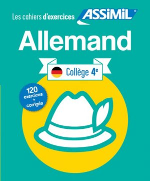 Les Cahiers d'Exercices Allemand-assimil-9782700508017