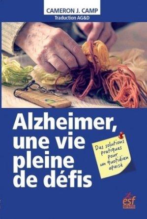 Un autre regard sur Alzheimer - ESF Editeur - 9782710139041