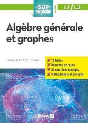 Algèbre générale et graphes-de boeck-9782807322141