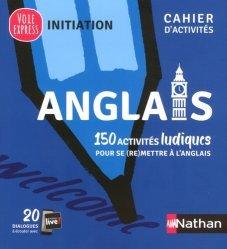 Anglais - cahier d'activités - initiation 2019 - nathan - 9782091653044