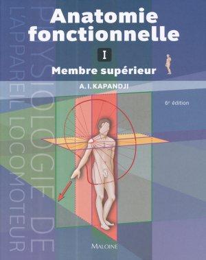 Anatomie fonctionnelle 1-maloine-9782224026479