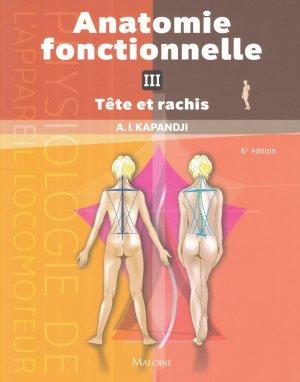 Anatomie fonctionnelle 3-maloine-9782224026493
