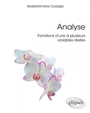 Analyse - ellipses - 9782340020023
