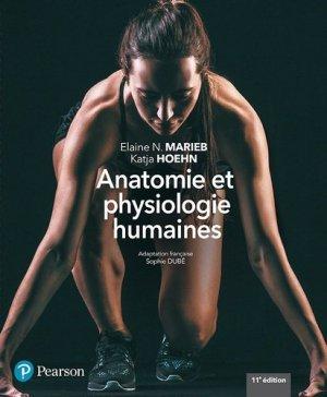 Anatomie et physiologie humaines + MonLab - erpi - 9782766101221