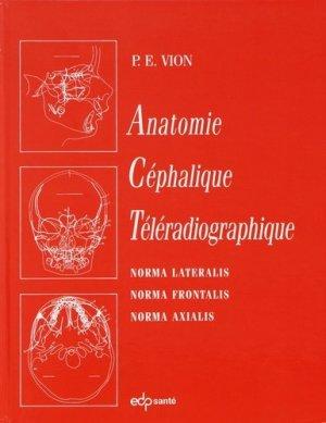Anatomie céphalique téléradiographique-edp sante - parresia-9791090762060