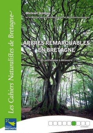 Arbres remarquables en Bretagne - biotope - 9782366621389