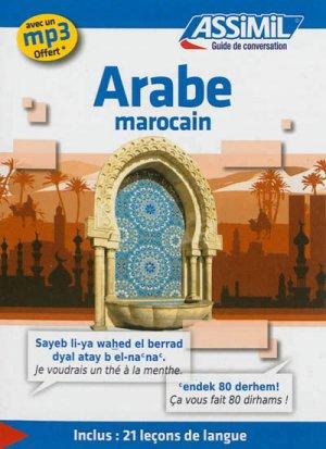Guide de Conversation Arabe Marocain-assimil-9782700505818
