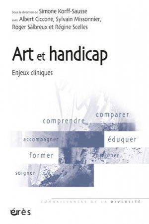 Art et handicap - eres - 9782749236056
