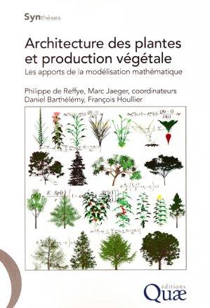 Architecture des plantes et production végétale-quae-9782759226207