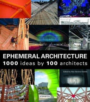 Architecture éphémère - promopress - 9788415967705