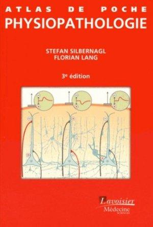 Atlas de poche de Physiopathologie-lavoisier msp-9782257205957