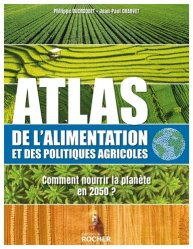 Atlas de l'alimentation et des politiques agricoles - du rocher - 9782268101231