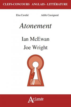 ATONEMENT IAN MCEWAN JOE WRIGHT -ATLANDE-9782350304595