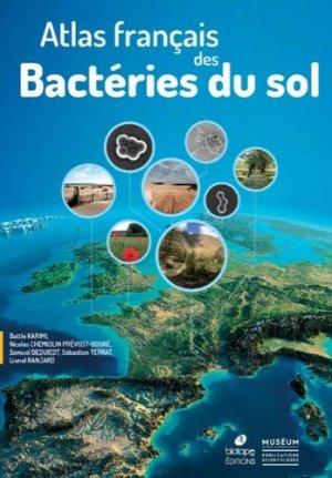 Atlas Français des bactéries du sol-biotope-9782366622195