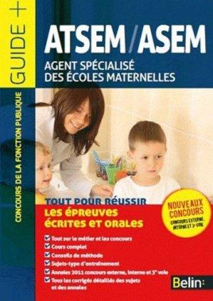 ATSEM / ASEM-belin-9782701159843