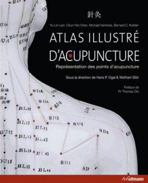Atlas illustré d'acupuncture - ullmann - 9783848003181