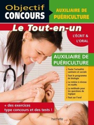 Auxiliaire de Puériculture - Tout en Un-hachette-9782019104030